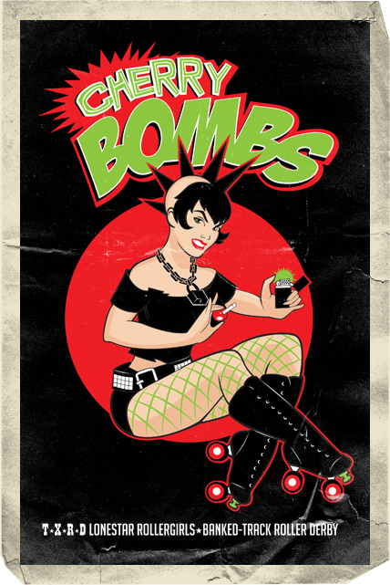 Cherry Bombs Card